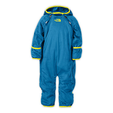photo: The North Face Buttery Bunting kids' snowsuit/bunting