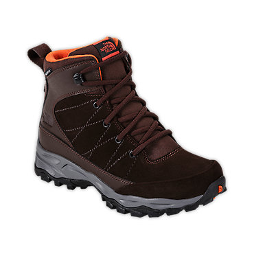 photo: The North Face Chilkat Leather Waterproof