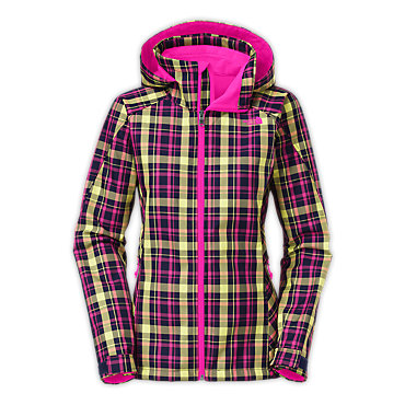 photo: The North Face Morgan Jacket snowsport jacket
