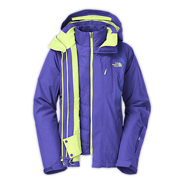 photo: The North Face Kira 2.0 TriClimate Jacket