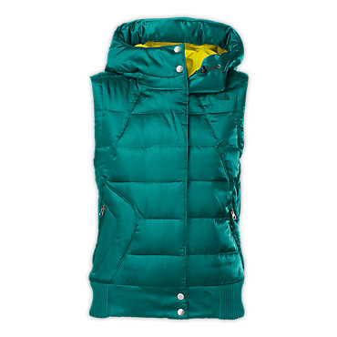 photo: The North Face Oh Snap Vest down insulated vest