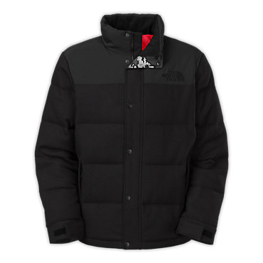 photo: The North Face Nuptse Heights Jacket