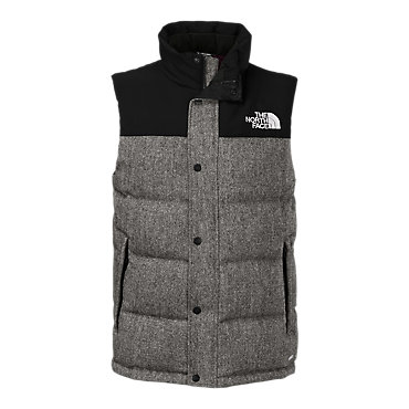 photo: The North Face Nuptse Heights Vest down insulated vest