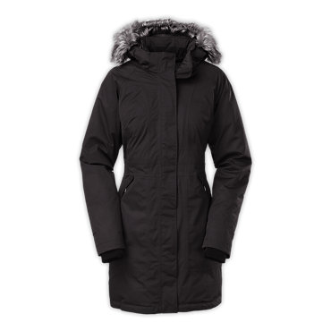 The north face arctic parka m