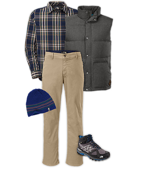 Layered for Fall