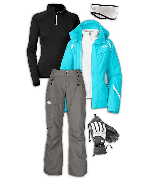 Snowboarding Clothes Women