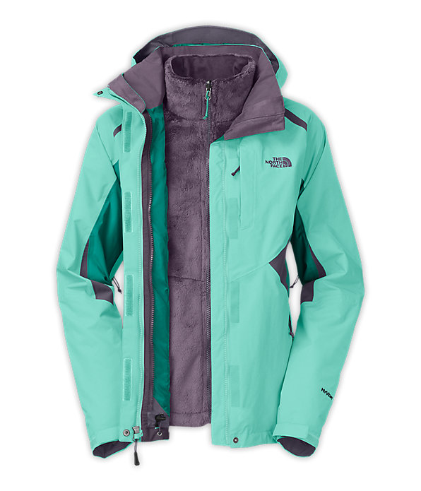 5fb3c93db34a Love this The North Face Womens Desolation ThermoBall Jacket (MEDIUM) WOMENS  BOUNDARY TRICLIMATE JACKET on The Hunt ...