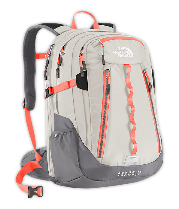 THE NORTH FACE EQUIPMENT BACKPACKS WOMEN'S BACKPACKS WOMEN'S SURGE II  TRANSIT BACKPACK on The Hunt