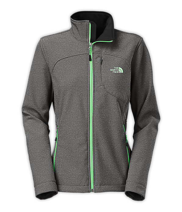 North face fitted womens jacket