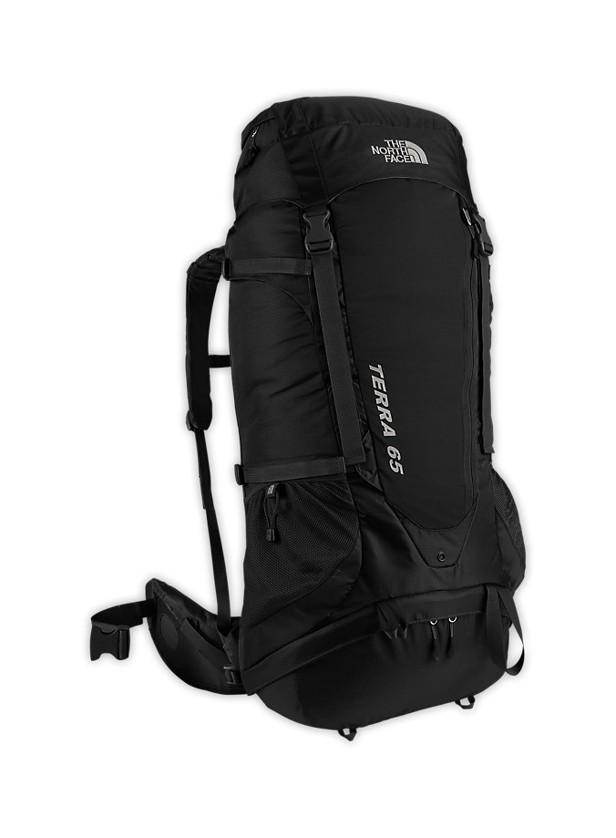 The north face terra 65L
