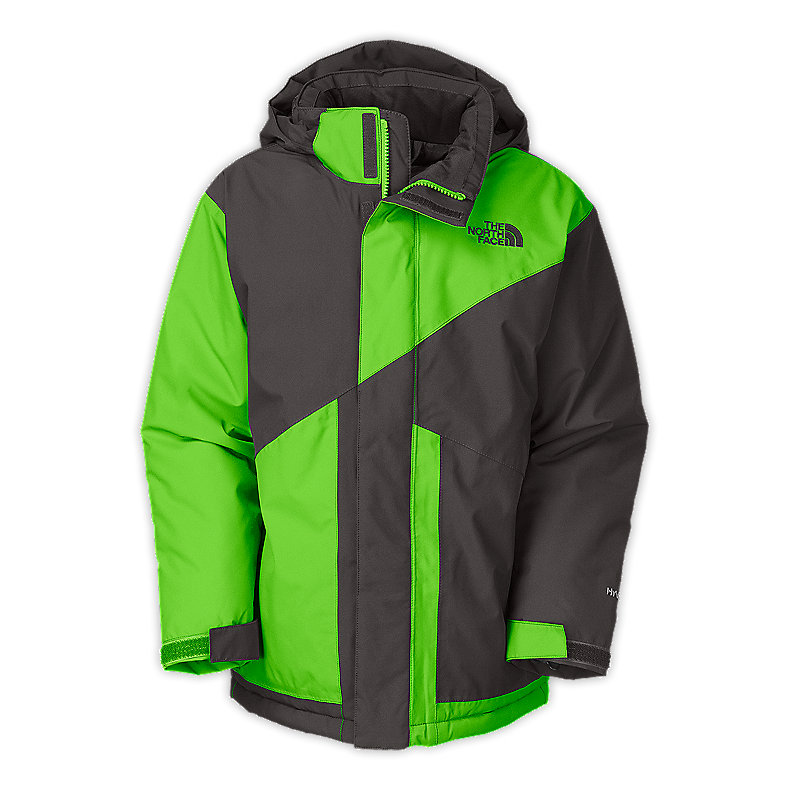 BOYS' BRIGHTTEN INSULATED JACKET
