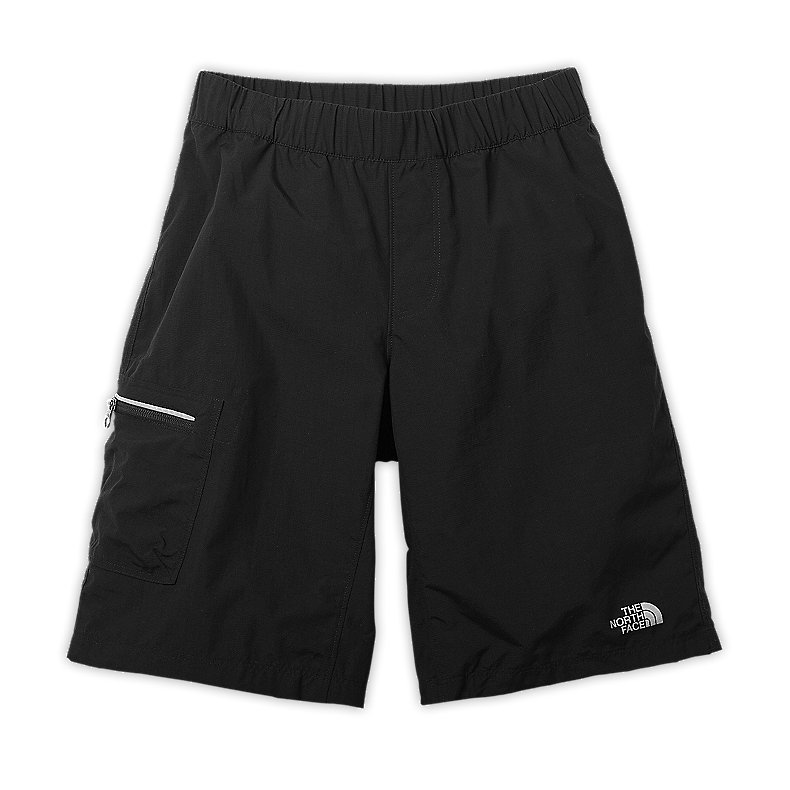 BOYS' TREKR MOUNTAIN BIKING SHORTS