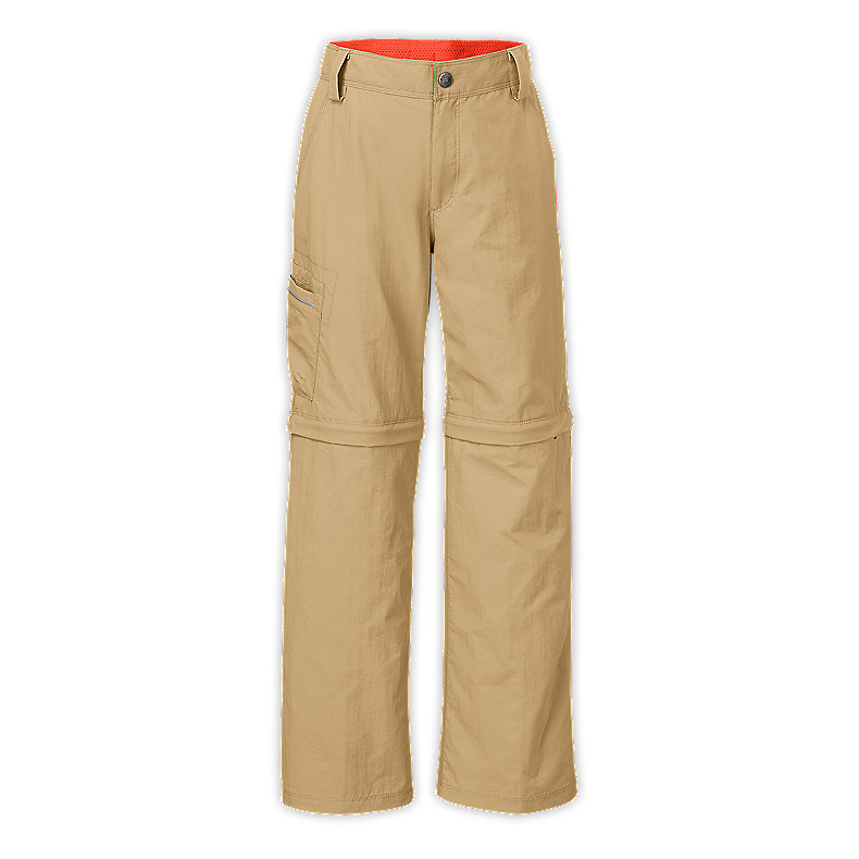 BOYS' VOYANCE CONVERTIBLE PANTS