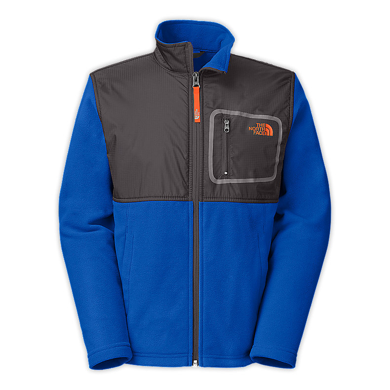 BOYS' PERIL GLACIER TRACK JACKET