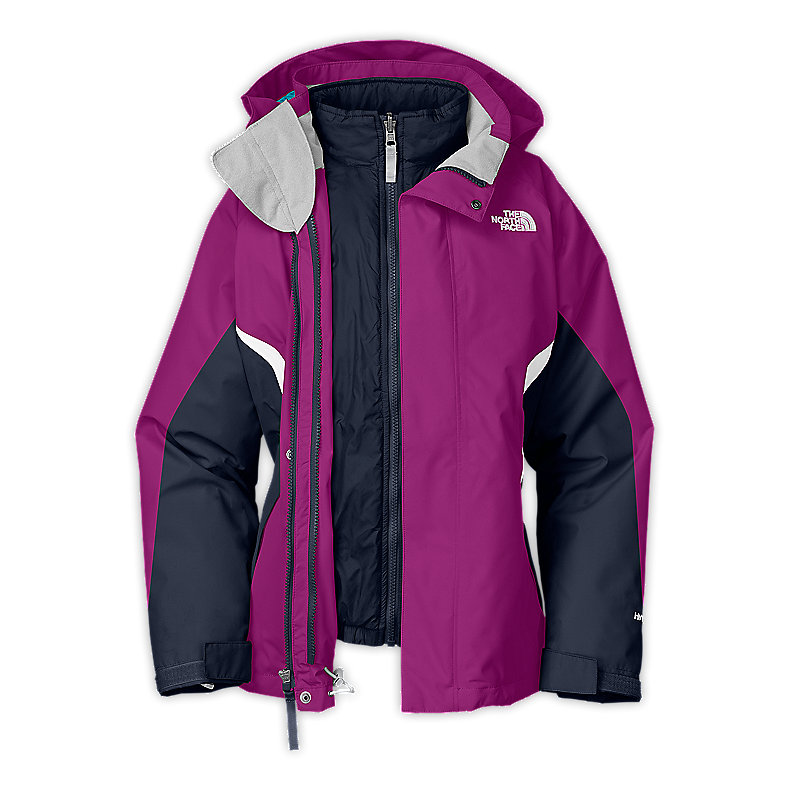 GIRLS' BOUNDARY TRICLIMATE® JACKET