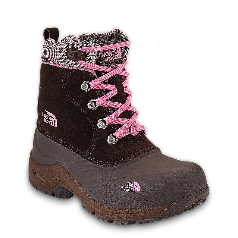 GIRLS' CHILKATS LACE BOOT