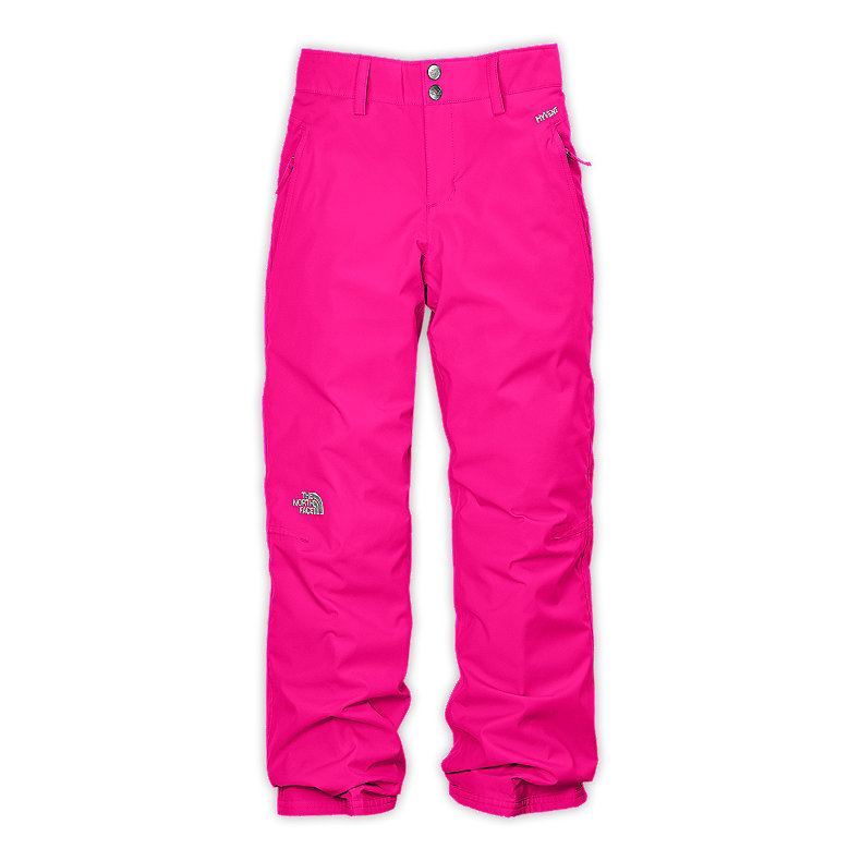 GIRLS' DERBY INSULATED PANTS