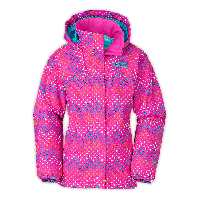 GIRLS' DOTTIE RESOLVE JACKET