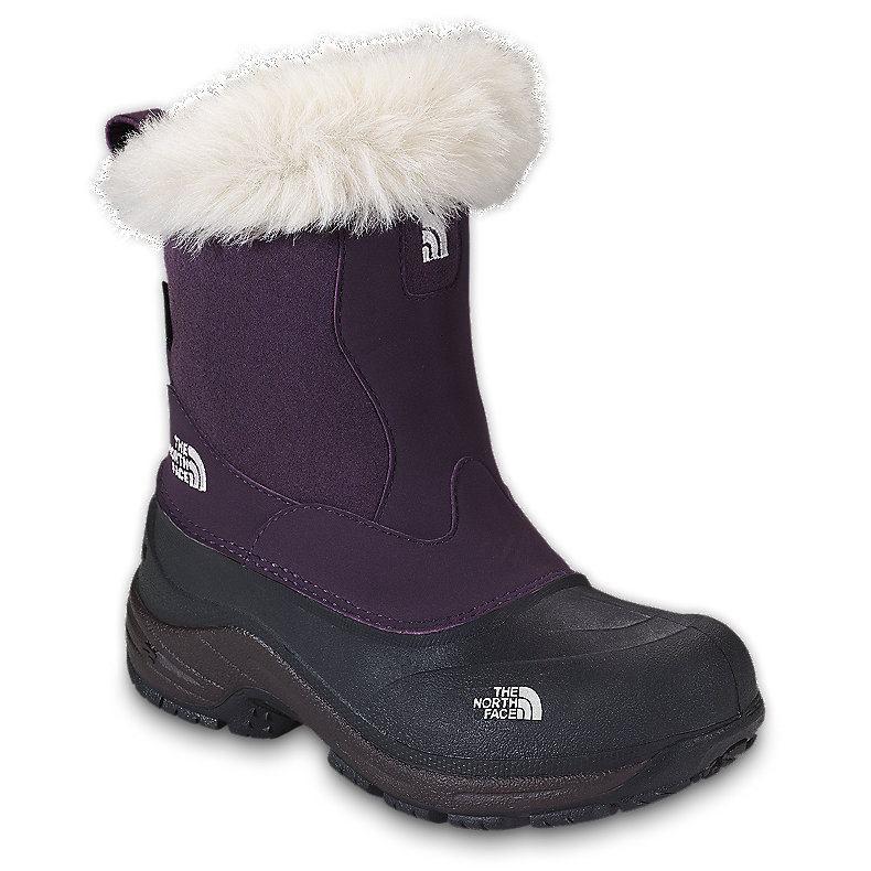 GIRLS' GREENLAND ZIP BOOT