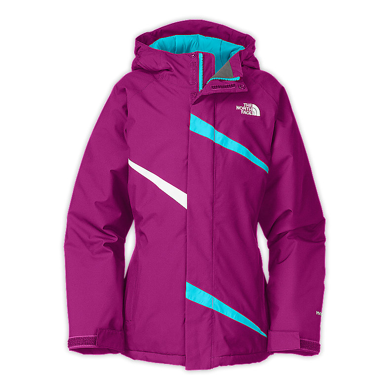 GIRLS' INSULATED ELSA JACKET