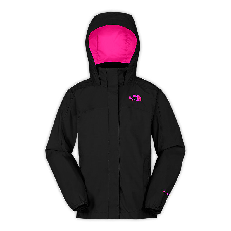 GIRLS' RESOLVE JACKET