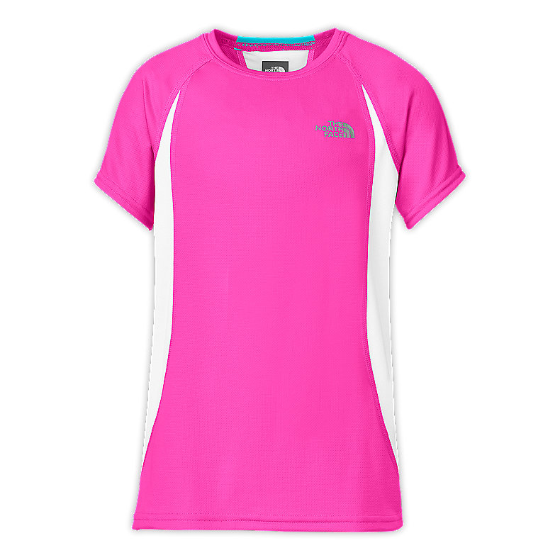 GIRLS' SIKAYDA PERFORMANCE TEE