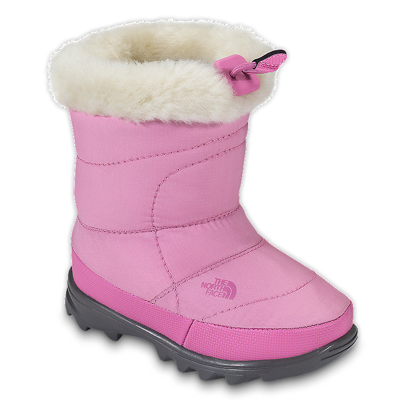 GIRLS' TODDLER NUPTSE® BOOTIE II FUR