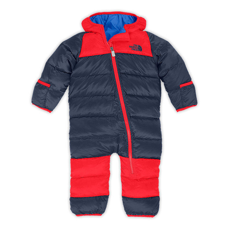 INFANT LIL' SNUGGLER DOWN SUIT