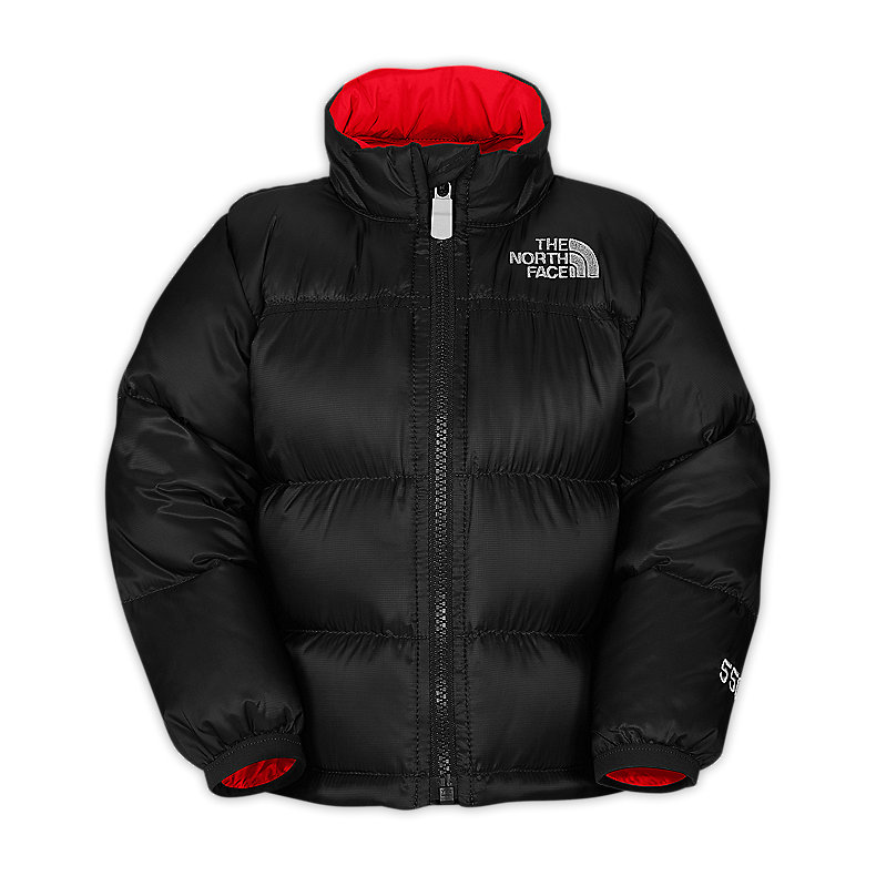 INFANT THROWBACK NUPTSE JACKET