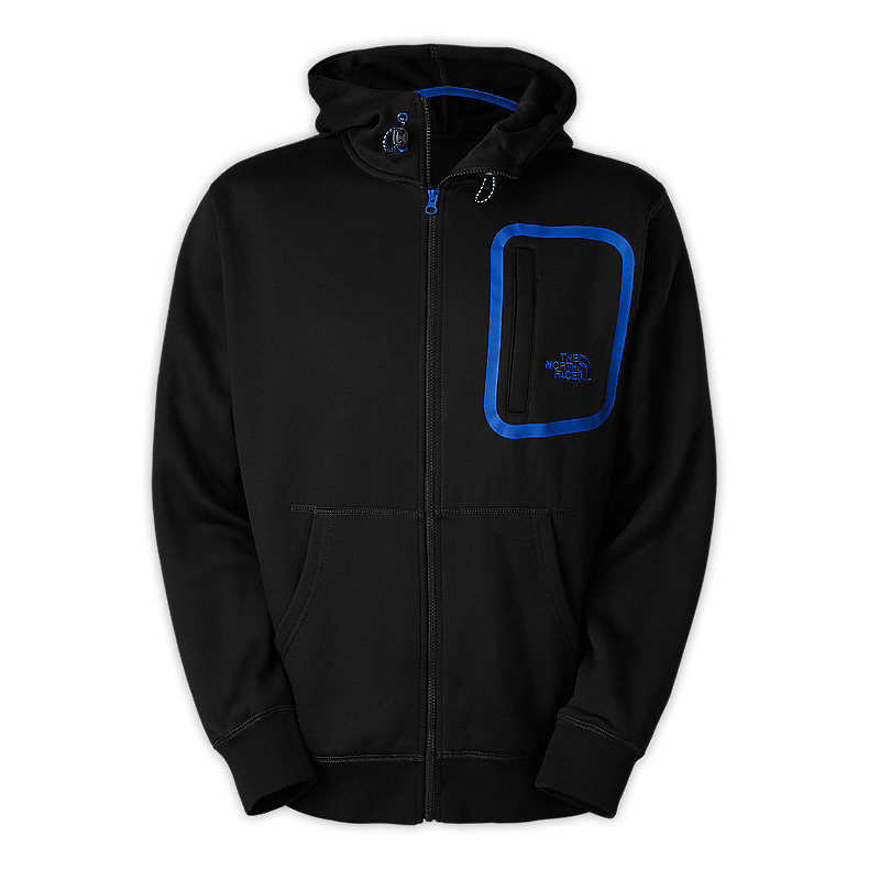 MEN'S 88 BLOCKS FULL ZIP HOODIE