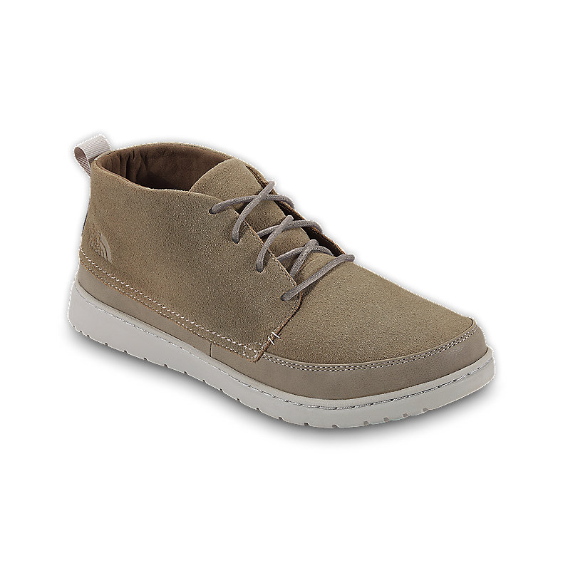 MEN'S BASE CAMP LUXE CHUKKA