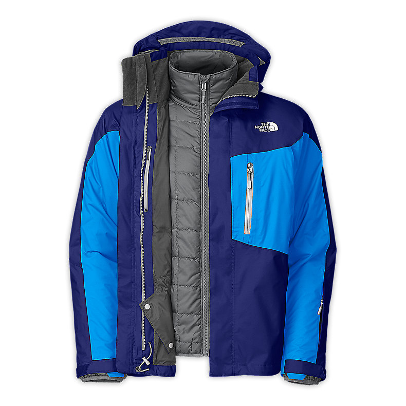 MEN'S CRESTRIDGE TRICLIMATE® JACKET