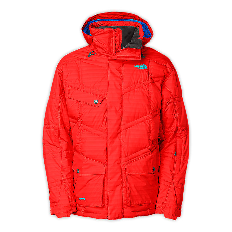 MEN'S GITTER DOWN JACKET