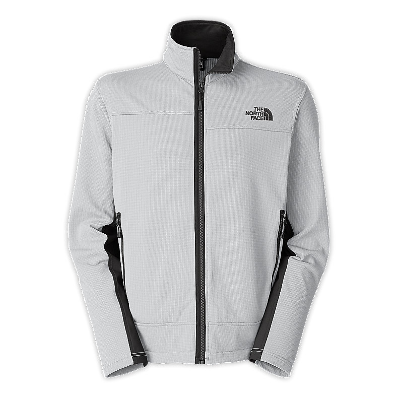 MEN'S HONED FLEECE JACKET