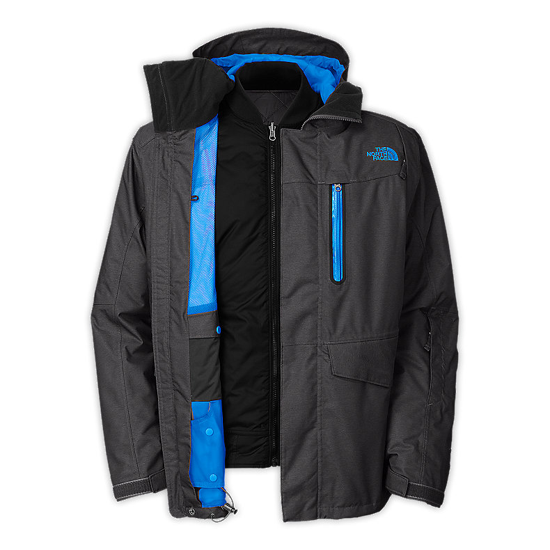MEN'S HOUSER TRICLIMATE® JACKET