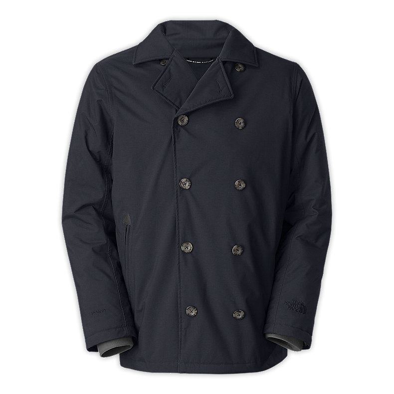 MEN'S LENOX DOWN PEACOAT