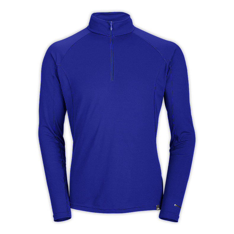MEN'S LIGHT ZIP NECK