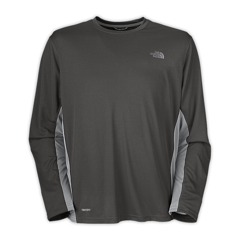 MEN'S LONG-SLEEVE FLEX CREW