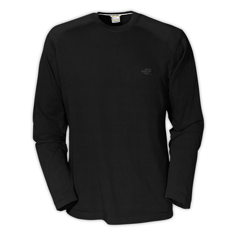 MEN'S Long-Sleeve TNF CREW