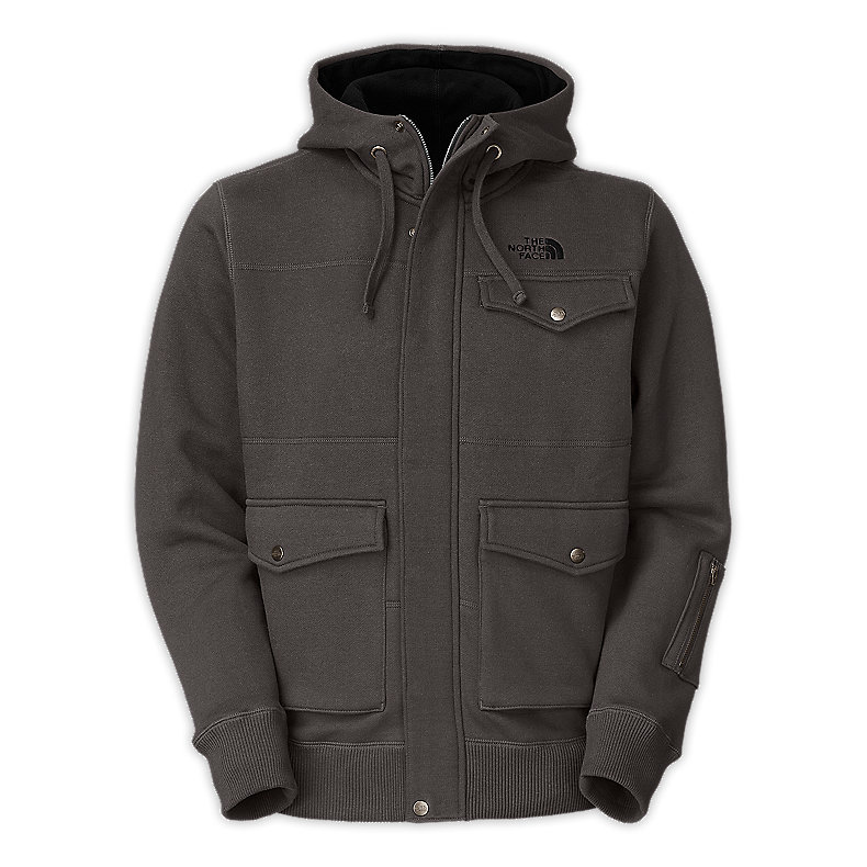 MEN'S LOWER EAST FULL ZIP HOODIE