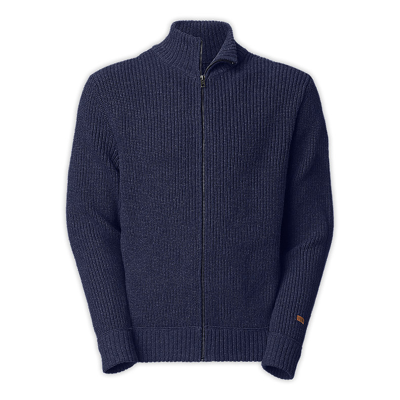 MEN'S NORTON FULL ZIP SWEATER