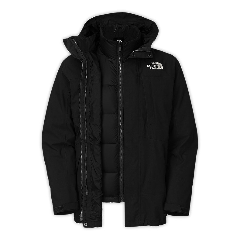 MEN'S OVERCASTER TRICLIMATE® JACKET