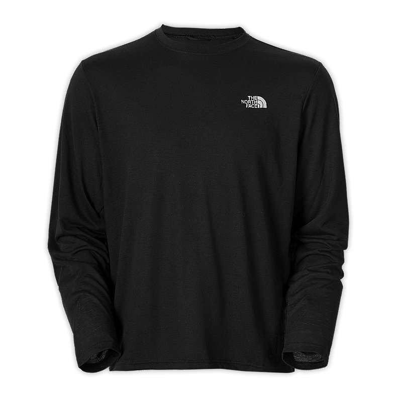MEN'S REAXION LONG-SLEEVE CREW