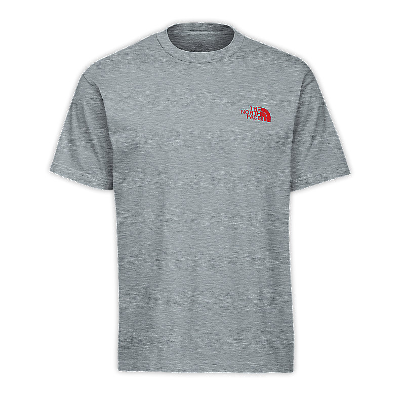 MEN'S RED BOX TEE