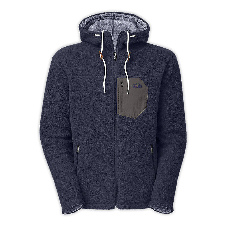 MEN'S REVERSIBLE CARNOSA FULL ZIP HOODIE