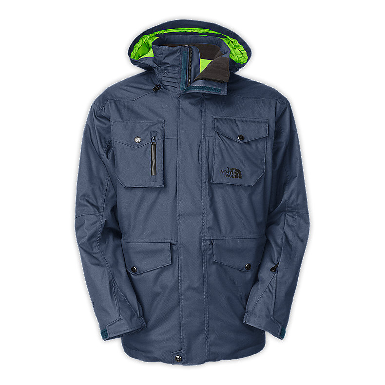 MEN'S RUGHER INSULATED JACKET
