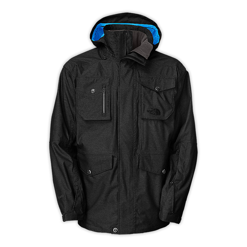 MEN'S RUGHER JACKET
