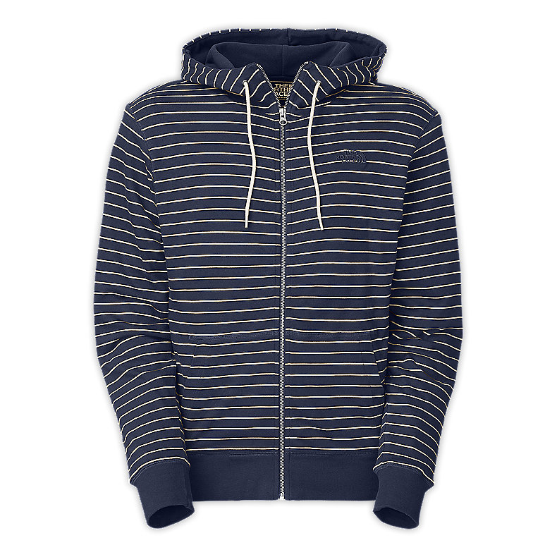 MEN'S STRIPED TANMANMAC FULL ZIP HOODIE