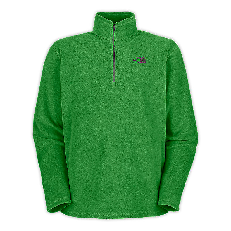 MEN'S TKA 100 MICROVELOUR GLACIER 1/4 ZIP
