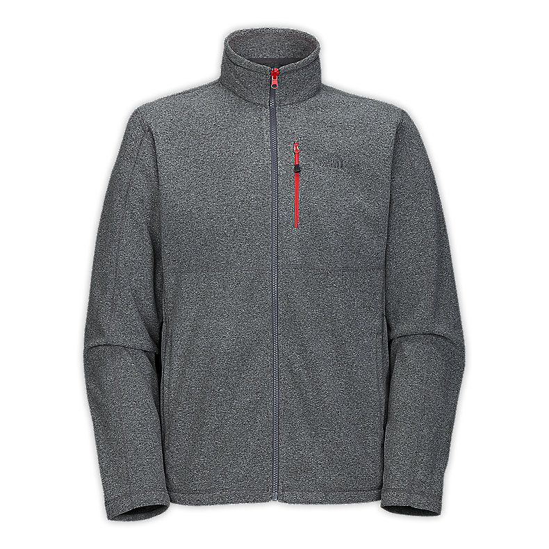 MEN'S TKA 100 TEXTURE CAP ROCK FULL ZIP